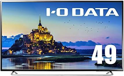 I-O DATAモニター ディスプレイ 49型 LCD-M4K491XDB (4K/60Hz/リモコン付/5年保証/土日もサポート)