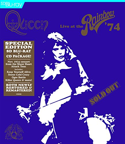 Live At The Rainbow '74 (Blu-Ray+Cd)