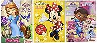 [ディズニー]Disney ® Coloring and Activity Book Assortment; Minnie Mouse, Princess Sofia, Doc Mcstuffins 3260160 [並行輸入品]