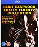 Dirty Harry Collection Box [Blu-ray] [Import]