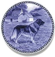 デンマーク製 ドッグ・プレート (犬の絵皿) 直輸入! Illyrian Sheepdog / イリリアン・シープドッグ