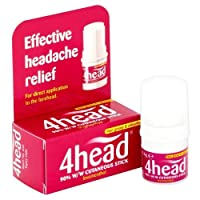 4head (3.6g Stick) - x 4 Units Deal by FOREHEAD