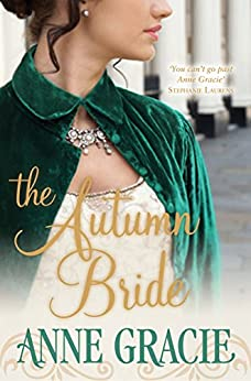 The Autumn Bride (The Chance Sisters Series) by [Gracie, Anne]