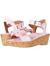 [UGG(アグ)] キッズサンダル?靴 Milley Bow (Toddler/Little Kid/Big Kid) Seashell Pink 12 Little Kid (18.5cm) M