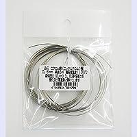 サンコー ニクロム線(ニッケルクロム1種)0.6mm×5m(±2%) NCHW1-0.6MM-L5