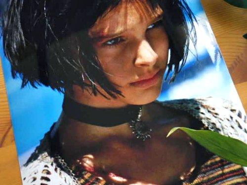 大きな写真「レオン」一途な瞳のナタリー・ポートマン
