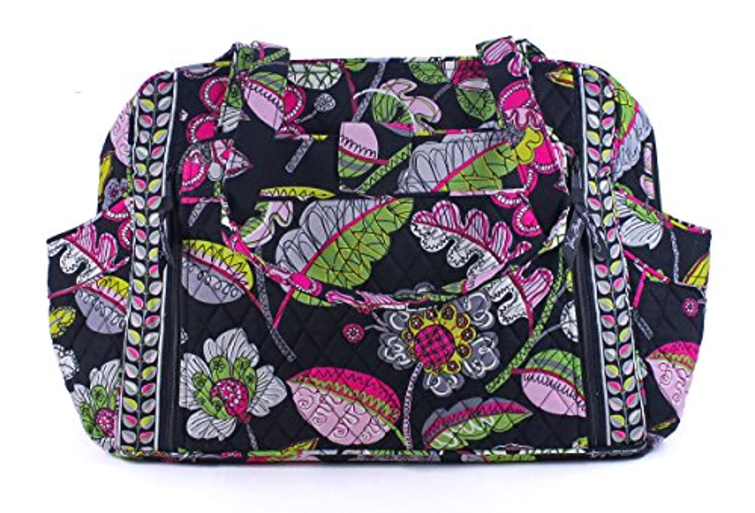 Vera Bradley Make a Change Baby Bag in Moon Blooms by Vera Bradley