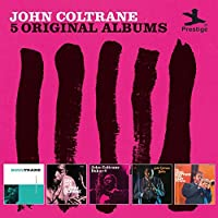 5 Original Albums by JOHN COLTRANE