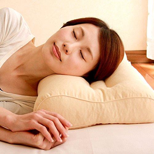 いびき 枕 まくら マクラ いびき枕 いびき防止 43×63cm 43 63 サイズ 日本製