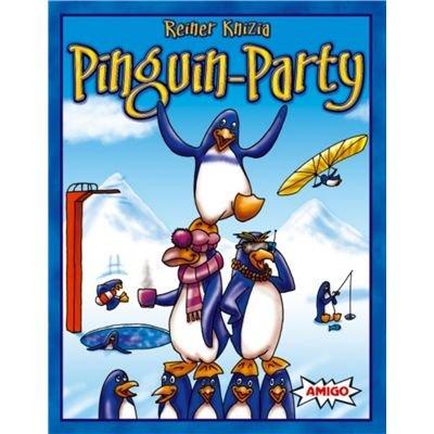 ペンギンパーティ (Pingu-Party) カードゲーム