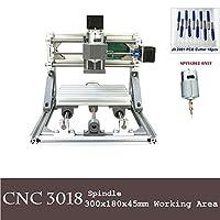 第cnc3018ミニDIYの使用管理はgrbl制御ソフトとさん軸ミーリング機のPCB基板の彫刻のPVB木材ルータ、NC 3018