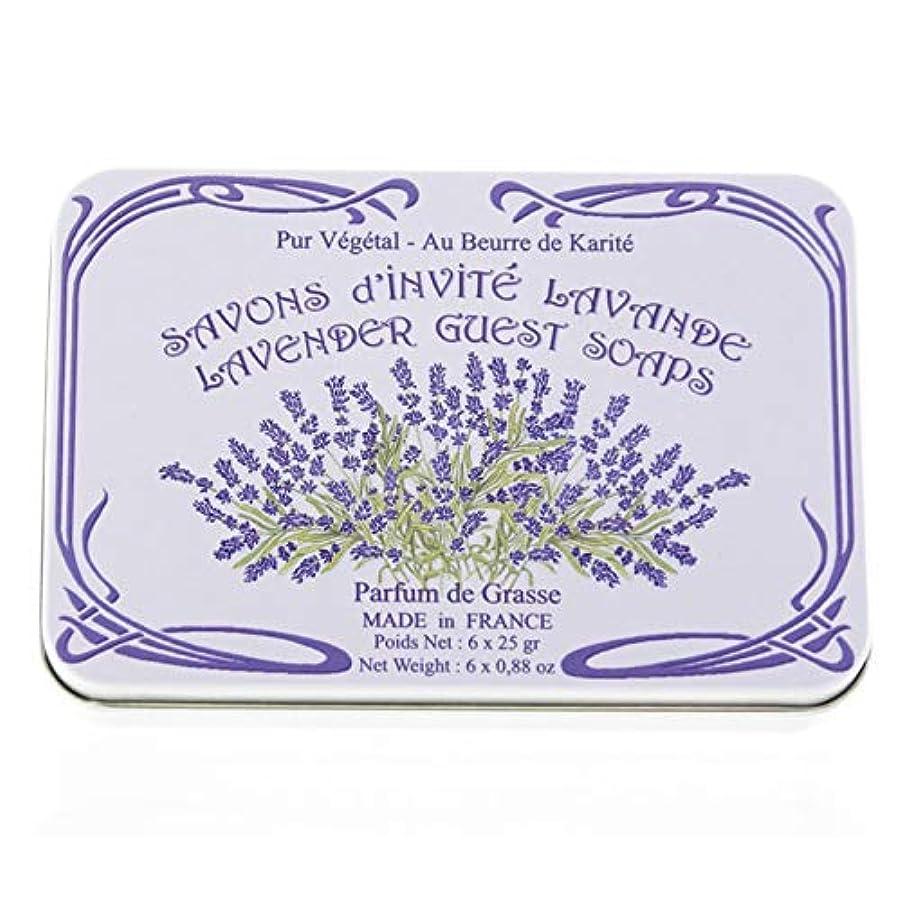 折る例外集中的なLe Blanc ルブランソープ ラベンダーの香り