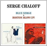 Blue Serge + Boston Blow-up by Serge Chaloff (2012-06-19)