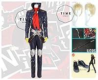 ペルソナ5 Persona 5 坂本 竜司 さかもと りゅうじ 怪盗の衣装 コスプレ衣装+Wig+靴+道具