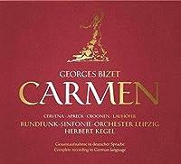 Carmen by Bizet (2010-11-09)