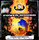 【 並行輸入品 】 SIT Powerwound NR545125L 5弦 45-125 Light Nickel Bass Strings