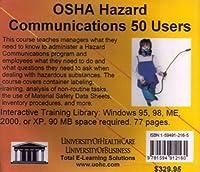 Osha Hazard Communications, 50 Users