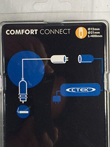 シーテック シガー ソケット バッテリー コネクションリード CTEK 56-263 正規品 シーテック