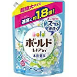 【大容量】 ボールド 洗濯洗剤 液体 フレッシュピュアクリーンの香り 詰替用 超特大サイズ 1.26kg