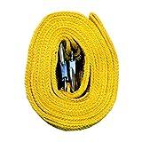 牽引 カー ロープ ( 4m / 5t 車 用 ) クロス カントリー レスキュー SD-RSC20-4