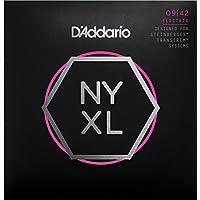 D'Addario ダダリオ エレキギター弦 NYXL ダブルボールエンド Super Light .009-.042 NYXLS0942 【国内正規品】