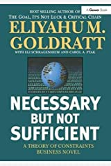 Necessary But Not Sufficient: A Theory of Constraints Business Novel ハードカバー