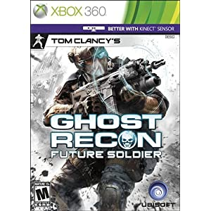 Tom Clancy's Ghost Recon Future Soldier (輸入版)