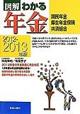 図解 わかる年金―国民年金・厚生年金保険・共済組合〈2012‐2013年版〉