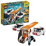 LEGO Creator Drone Explorer 31071 Building Kit (109 Piece)