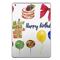 第1世代 iPad Pro 9.7 inch インチ 共通 スキンシール apple アップル アイパッド プロ A1673 A1674 A1675 タブレット tablet シール ステッカー ケース 保護シール 背面 人気 単品 おしゃれ クリスマス 冬 かわいい 014771