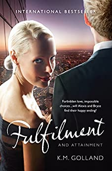 Fulfilment And Attainment (The Temptation Series Book 3) by [Golland, K.M.]