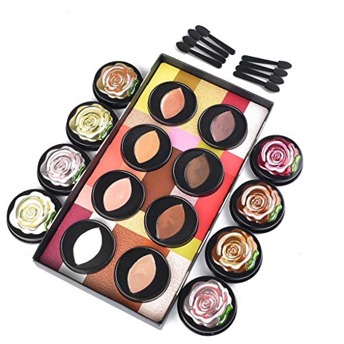 将来の電卓オーブンSM SunniMix 8色セット アイシャドウ メイクアップ
