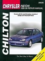 Chilton's Chrysler: Neon 1995-99 Repair Manual (Chilton's Total Car Care Repair Manual)