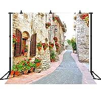 FHZON 旅行写真背景 カスタマイズバナー 背景 壁紙 装飾 写真 YouTube背景 写真ブース ビデオ スタジオ 小道具