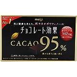 明治 チョコレート効果 カカオ 95% BO 60g