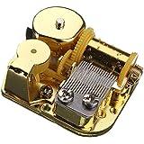 発条装置オルゴールの部品 金色の音楽の動き日本のアニメ音楽自動運転手作りおもちゃ (となりのトトロ)