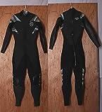 BILLABONG(ビラボン)ウェットスーツ[Black]レディース Lサイズ 4/2mm バックジップ フルスーツ