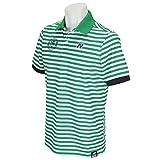ニューバランス ゴルフ ニューバランス New Balance 半袖シャツ・ポロシャツ METRO ボーダー半袖ポロシャツ 012-7160019
