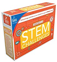 Carson Dellosa STEM Challenges Learning Cards (140350)