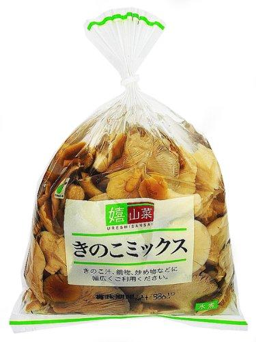 嬉山菜きのこミックス 300g