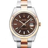 ロレックス ROLEX デイトジャスト41 126301 【新品】 時計 メンズ [rx857] [並行輸入品]