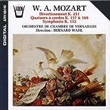 Mozart: Divertissement K.251