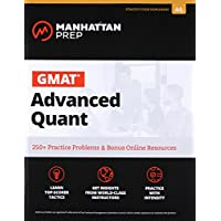 GMAT ADVANCED QUANT 2 (Manhattan Prep GMAT Strategy Guides)
