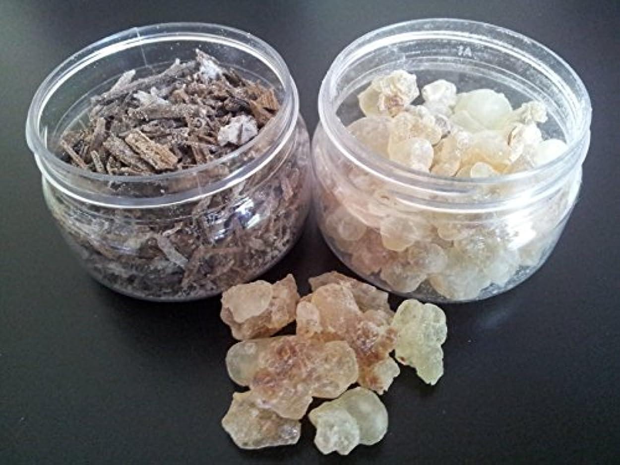 祝福豆床を掃除するオマーンFrankincense (オマーンLuban and Bakhoor )