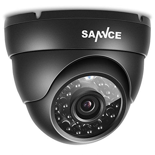 SANNCE(センス) 700TVL ドーム型防犯カメラ C71C