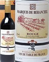 セレクション10本セット マルキ・ドゥ・ベランシェル (フランス)赤ワイン 750ml×10本