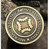 Half Dollar Coin (Bronze) by Mechanic Industries - Trick by Mechanic Industries Ltd [並行輸入品]