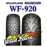 【タイヤ】IRC WF920前後セット フロントタイヤ&リアタイヤ 100/90-19 170/80-15 スティード400,スティード600,ドラッグス...