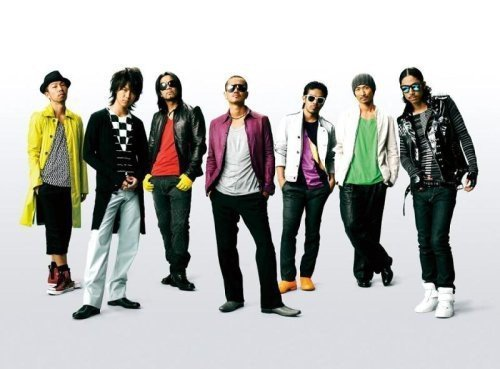 [画像:Birthday-Ti Amo by Exile (2008-09-30)]