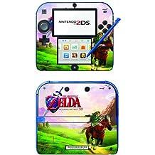 Zelda Ocarina of Time Game Skin for Nintendo 2DS Console by Skinhub [並行輸入品]